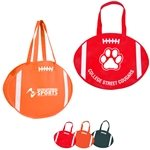 Promotional RallyTotes(TM) Football Tote