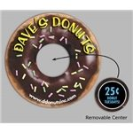 Promotional Donut - Die Cut Magnets