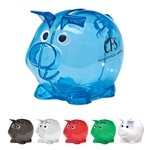 Promotional Mini Plastic Piggy Bank