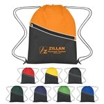 Promotional Non-Woven Two-Tone Hit Sports Pack