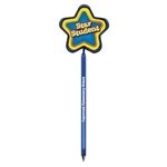Promotional Star - Billboard InkBend Standard(TM) Shaped Pens