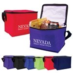 Promotional Budget 6- Pack Cooler Bag