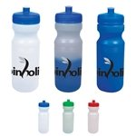Promotional 24 oz Color - Changing Water Bottle