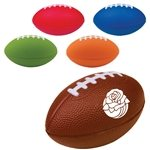 Promotional Large Football Stress Reliever - 5