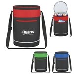 Promotional Barrel Buddy Round Kooler Bag