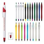 Promotional Dart Pen With Stylus