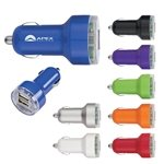 Promotional USB Dual Car Charger