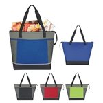 Promotional Mega Shopping Kooler Tote