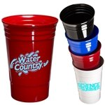 Promotional Single-Wall Everlasting 20 oz. Party Cup