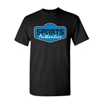 Promotional Gildan - Up To 2 Color Imprinted On One Location Black T-Shirt