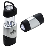 Promotional Pop Up Lantern Black / Silver