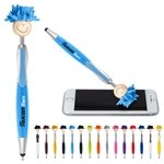 Promotional Mop Topper™ Stylus Pen