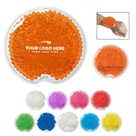 Promotional Small Round Gel Beads Hot/Cold Pack