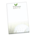 Promotional 5 x 7 Non-Adhesive Scratch Pads