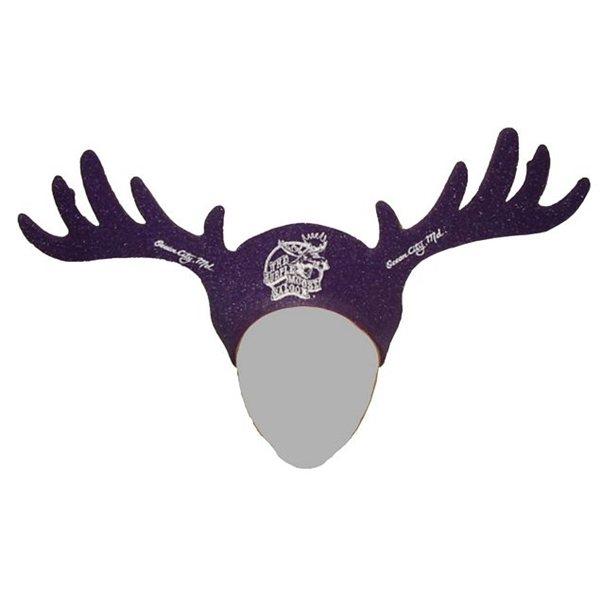 Promotional 22 Moose Horn Visor