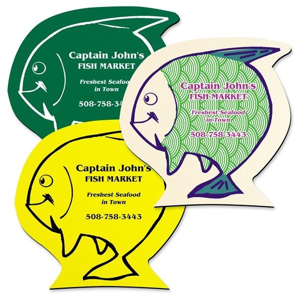 Promotional Fish Jar Opener