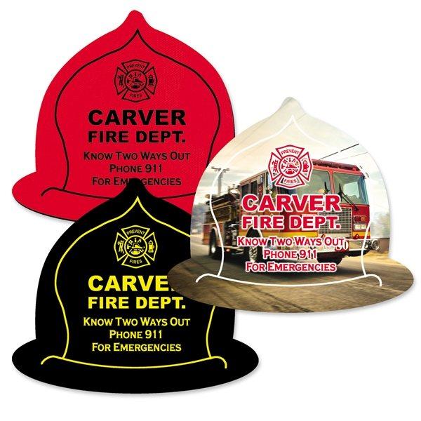 Promotional Fire Helmet Jar Opener