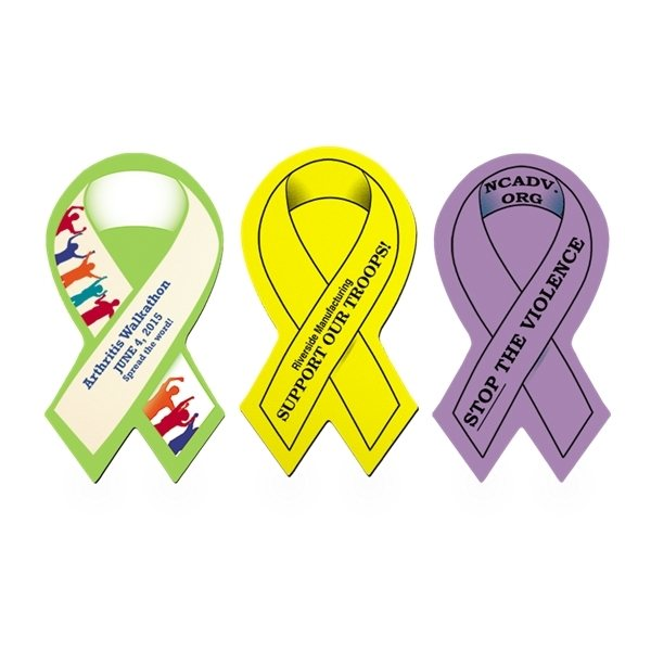 Promotional Awareness Ribbon Openers