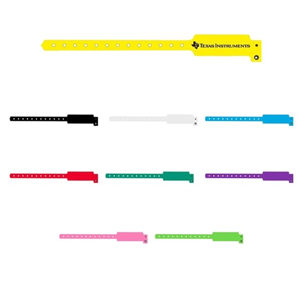 Promotional 1 Super Plastic Wristband