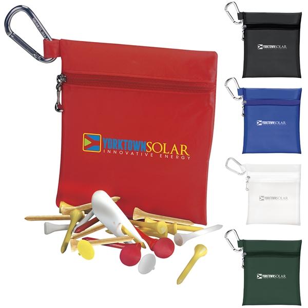 Promotional Champion Golf Jumbo Zipper Pack - Value Pak
