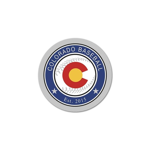Promotional Static Cling Circle - 2 Round