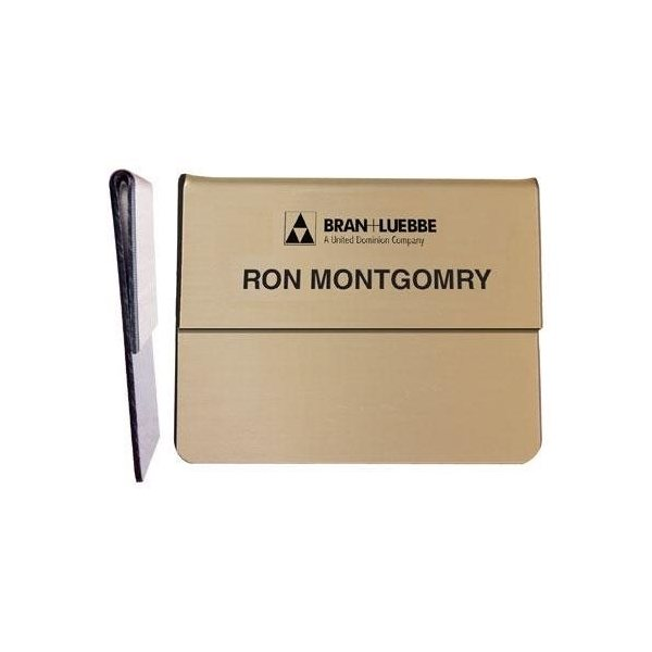 Promotional Fold - Over Name Badge