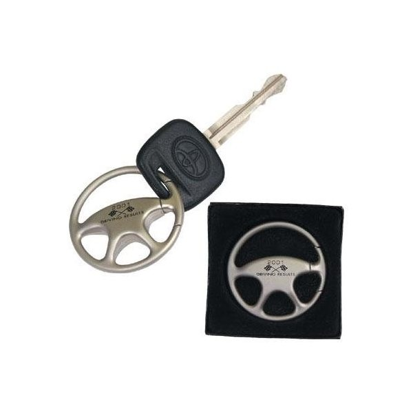 Promotional Formula One Steering Wheel Key Holder