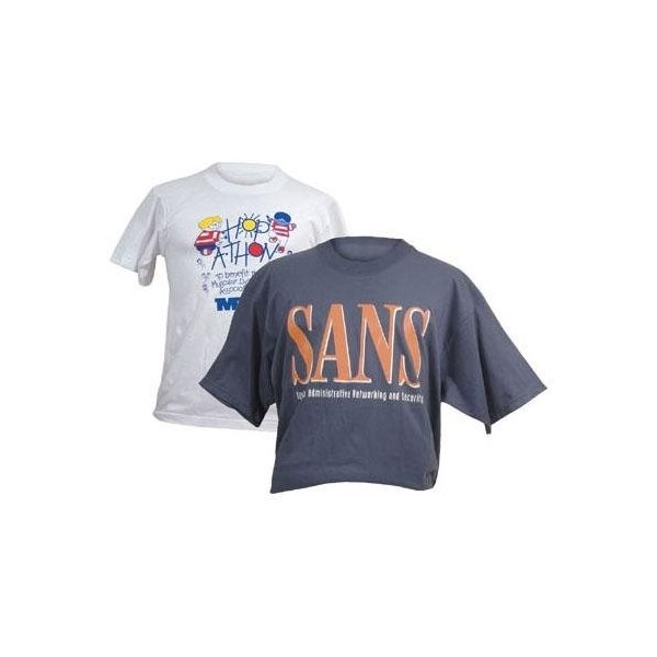 Promotional 100 6.1- oz. Heavyweight Short Sleeve T - Shirts