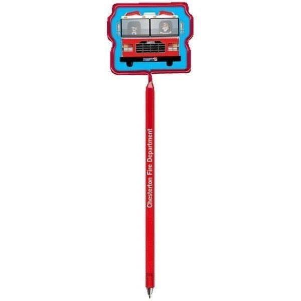 Promotional Fire Truck - Billboard(TM) InkBend Standard(TM)