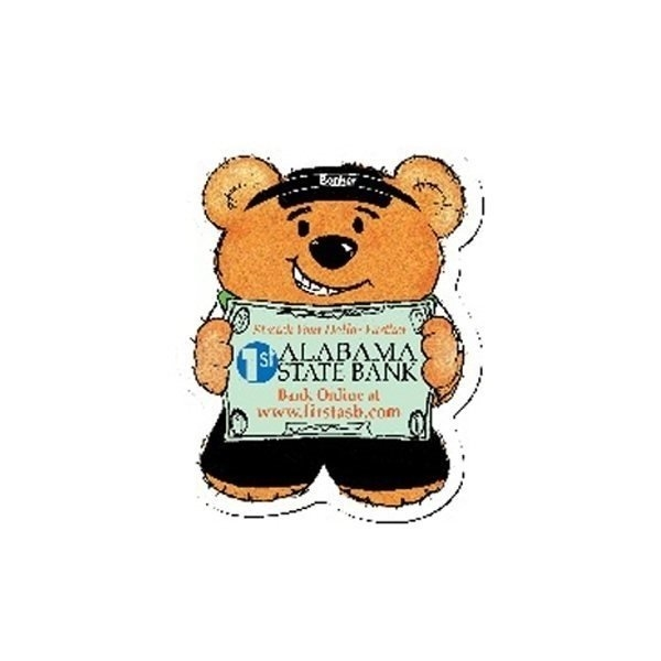 Promotional Banker Bear - Design - A - Bear(TM)