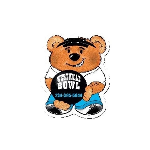 Promotional Bowling Bear - Design - A - Bear(TM)