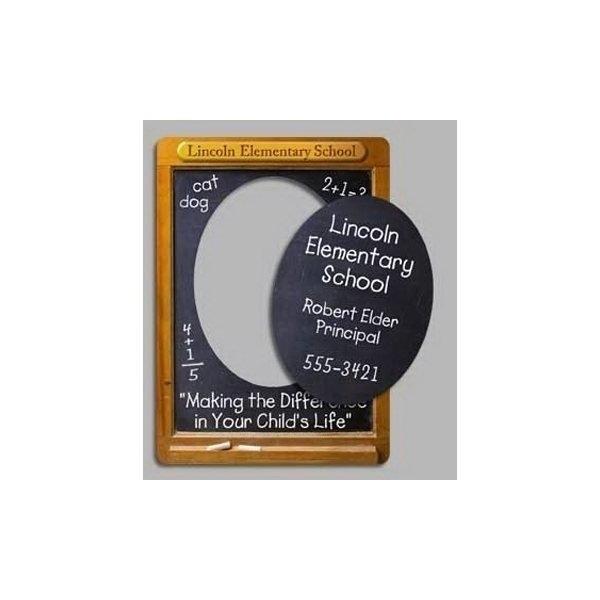 Promotional Chalkboard - Picture Frame Magnets