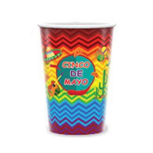 Promotional 20 oz reusable white plastic cup