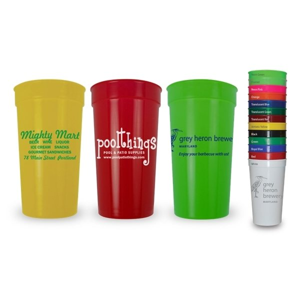 Promotional Home Away 32oz Stadium Cup