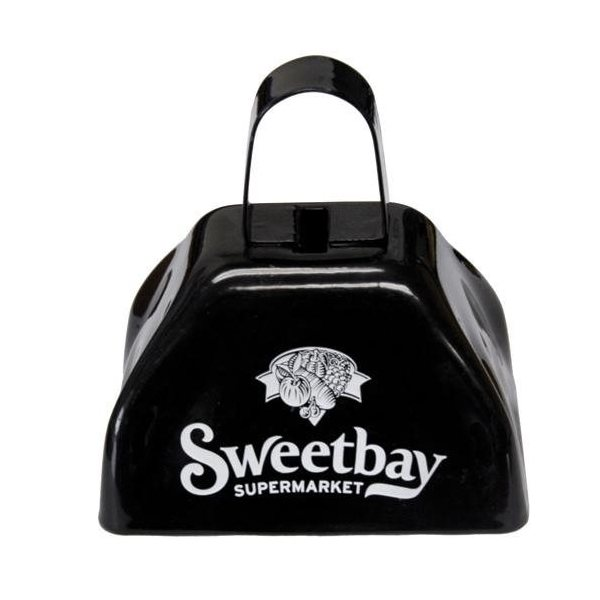 Promotional 3 Metal Cow Bell