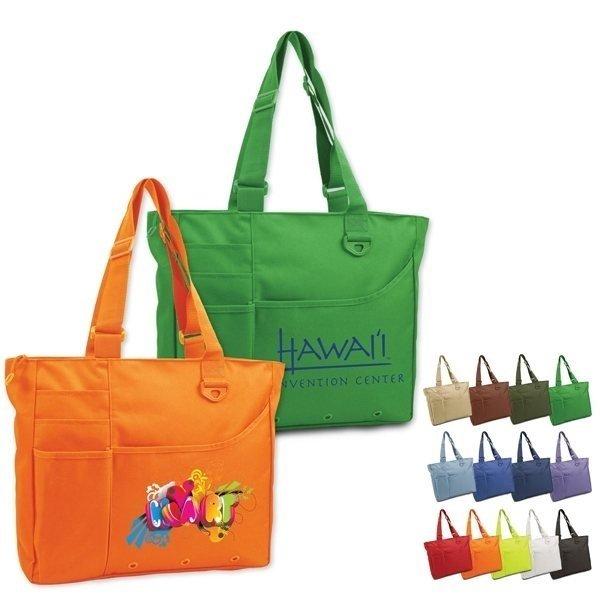 Promotional Brand Gear(TM) Hawaii Deluxe Tote Bag(TM)