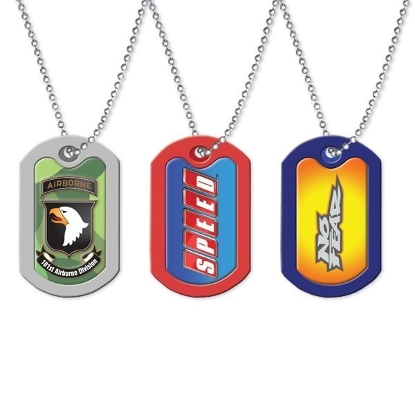 Promotional Dog Tags