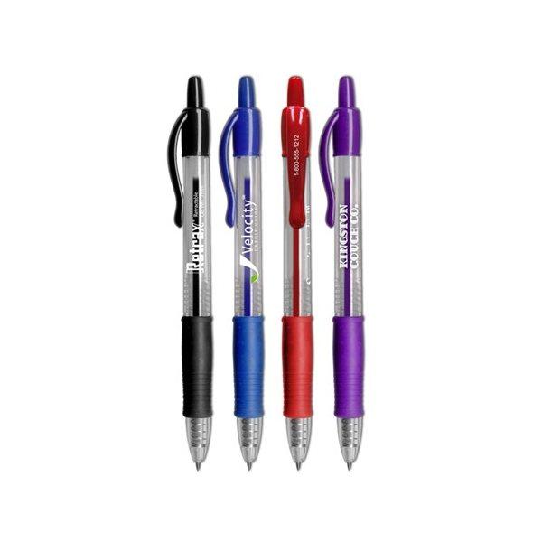 Promotional Retrax(R) Gel Pens