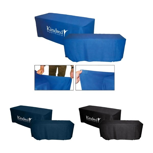Promotional Covertible Table Cover 6 Or 8