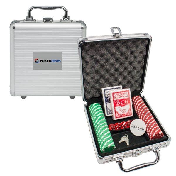 Promotional Deluxe 100 Piece Poker Set
