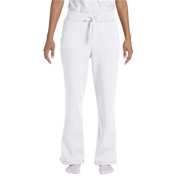 Promotional Gildan 8 oz Heavy Blend(TM) 50/50 Open - Bottom Sweatpants