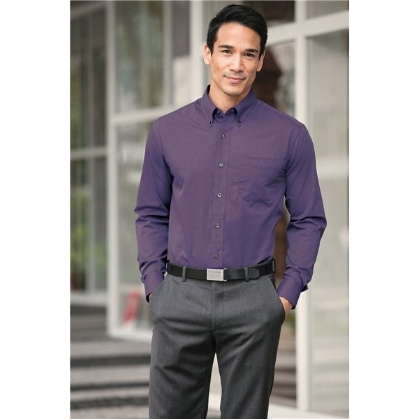 Promotional Port Authority Crosshatch Easy Care Shirt