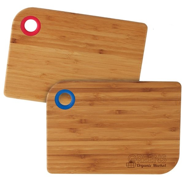 Mini Bamboo Cutting Board Advertising Specialties