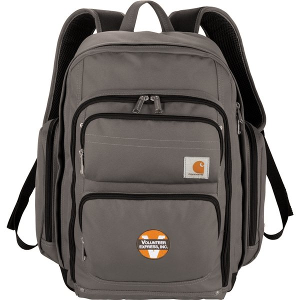 Carhartt Can Cooler ~ Carhartt signature deluxe work compu backpack swags