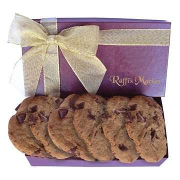 The Executive Gift Box Chocolate Chip Cookies