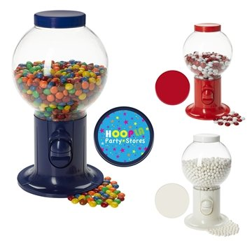 Promotional 1 Color Gumball Machine