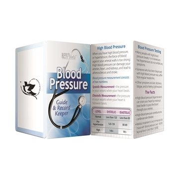 Key Point Blood Pressure Guide Record Keeper