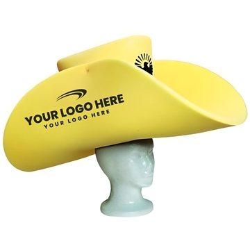 24 Foam Cowboy Hat