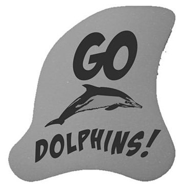 15 Dolphin Fin