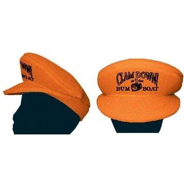 Foam Captian/Yachting/Police/Chauffeur/Cabble/Pilot/Greek Fisherman/Fiddler'S Hat.